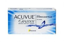 Acuvue Oasys with Hydraclear Plus (12 lentillas)