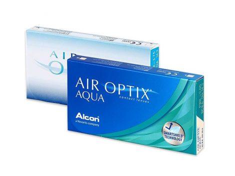 Air Optix Aqua (6 lentillas)
