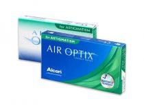 Air Optix for Astigmatism (6 lentillas)