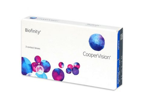 Biofinity (3 lentillas)