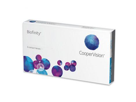 Biofinity (6 lentillas)