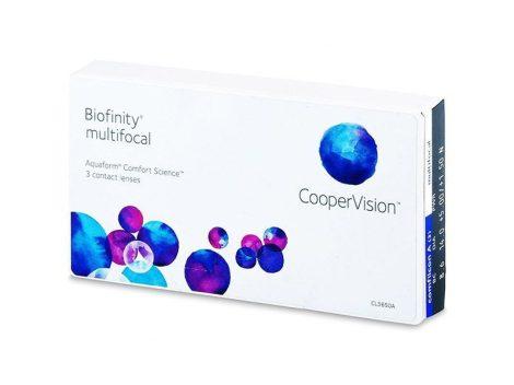 Biofinity Multifocal (3 lentillas)