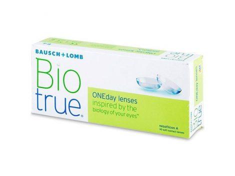 Biotrue ONEday (30 lentillas)