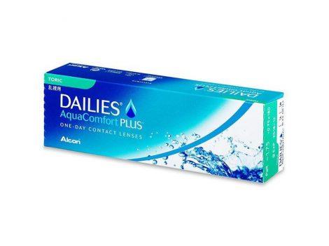 Dailies AquaComfort Plus Toric (30 lentillas)