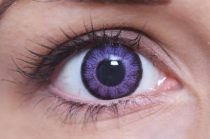 ColourVUE BigEyes Ultra Violet (2 lentillas)
