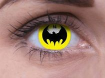 ColourVUE Crazy Bat Crusader (2 lentillas)