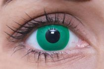 ColourVUE Crazy Emerald Green (2 lentillas)