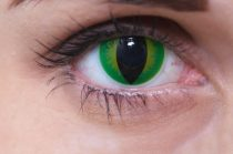 ColourVUE Crazy Green Dragon (2 lentillas)