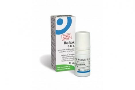 Hyabak 0.15% (5 ml)