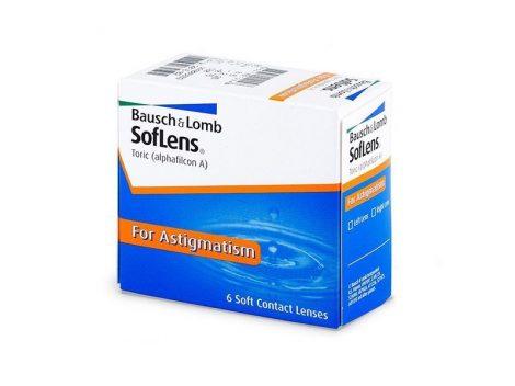 SofLens Toric (6 lentillas)